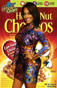 La La Anthony - Carmelo Anthony - Cheerios - NBA - OpinionatedMaleBlog
