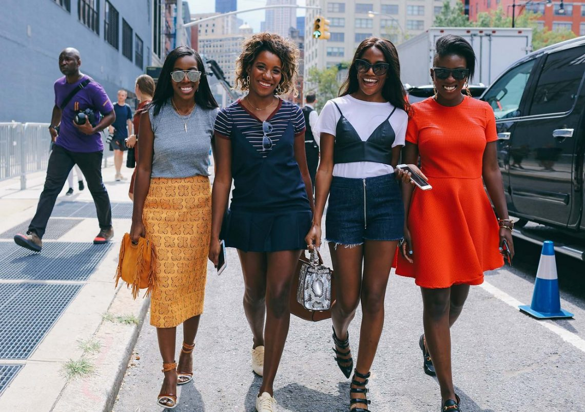 NYFW-black-women-Fashion - OpinionatedMaleblog