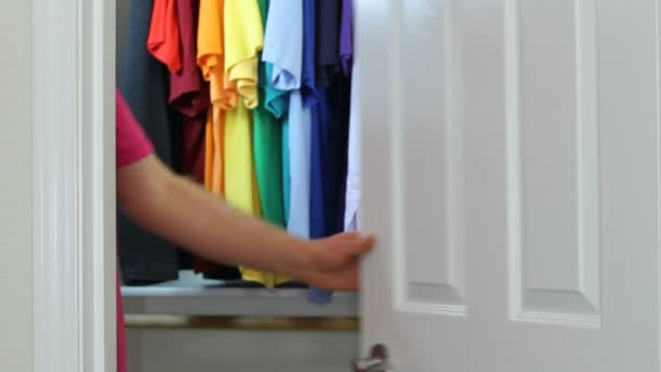 Coming out of closet - rainbow - lgbt- opinionatedmale blog