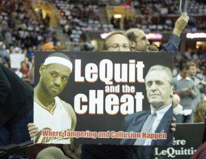 Sports Fan-Angry-Lebron-Fan- OpinionatedMale.com