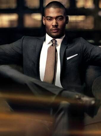 African American Man - Gentleman in suit - OpinionatedMale blog