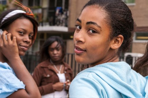 African-American teenage girls. - Opinionated Male Blog