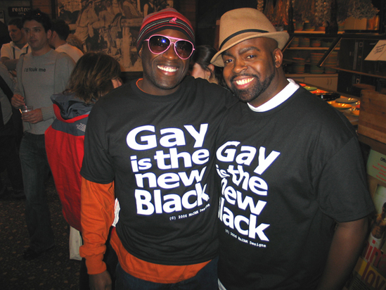 gay-is-the-new-black - OpinionatedMale.com