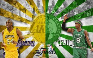 Lakers va Celtics1- OpinionatedMale.com