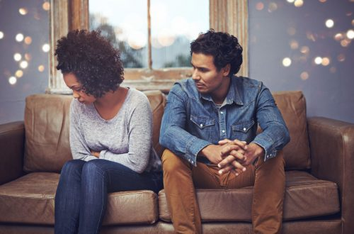 unhappy-couple-so she cheated - Opinionated Male Blog