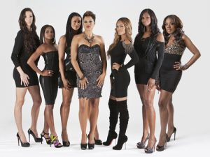 Gallery portraits for the second season of VH1's Basketball Wives shot Sunday Sept. 12, 2010 in Miami. (David Adame/Ap Images for VH1)