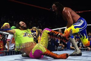 Randy Macho Man vs Jake The Snake 1 - OpinionatedMale.com