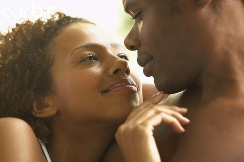 Couple Cuddling - OpinionatedMale.com