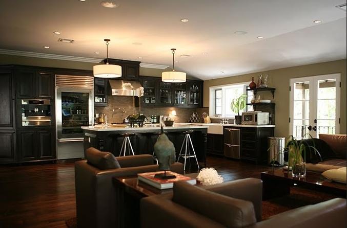 bachelorpad living room - Opinionatedmale.com
