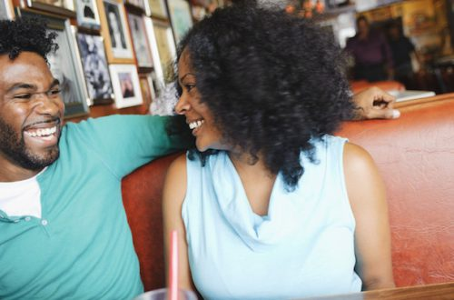 BLACK-WOMAN-AND MAN DATING - OpinionatedMaleblog