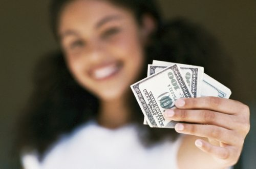 Black-biracial girl with money - Opinionatedmaleblog