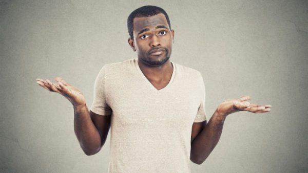 African American Man worried - OpinionatedMale
