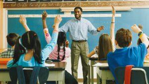 African American Teacher 2- OpinionatedMale.com