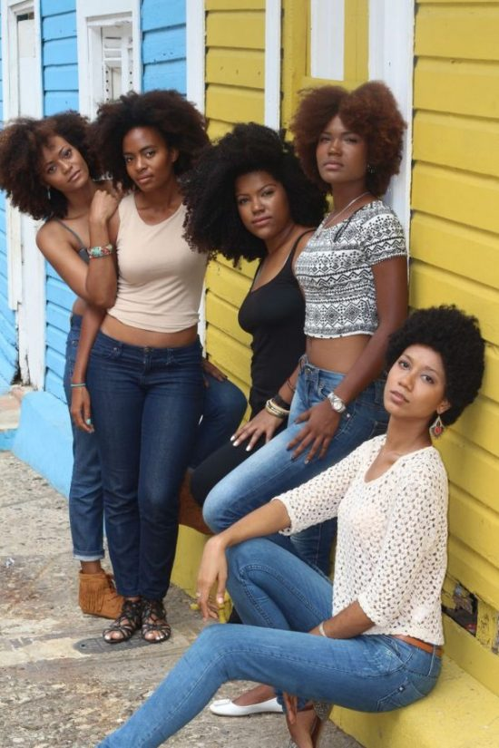 Natural hair african american women - Opinionatedmale